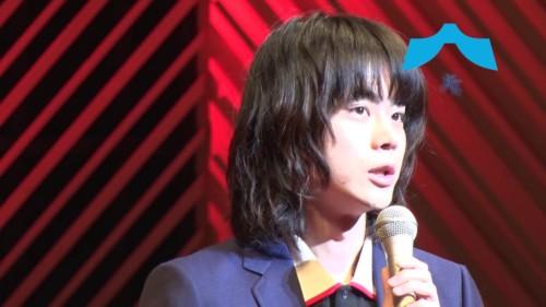 菅田将暉変な髪型