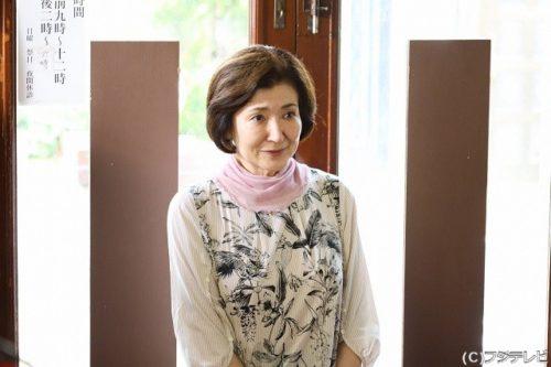 高林由紀子アンサングシンデレラ